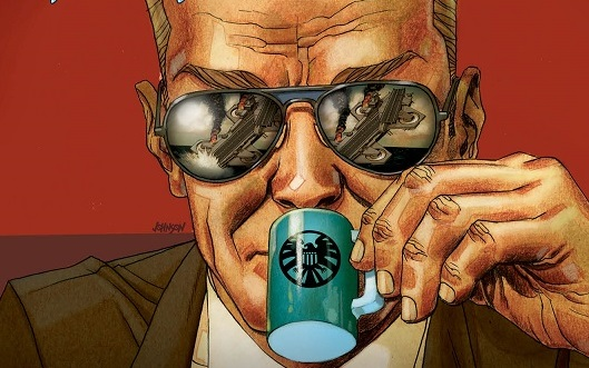 """High Octane Marvel Action Returns in """"Agents of S.H.I.E.L.D. #1"""" (Review)"""