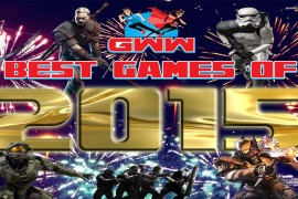 GWW's Best Games of 2015!