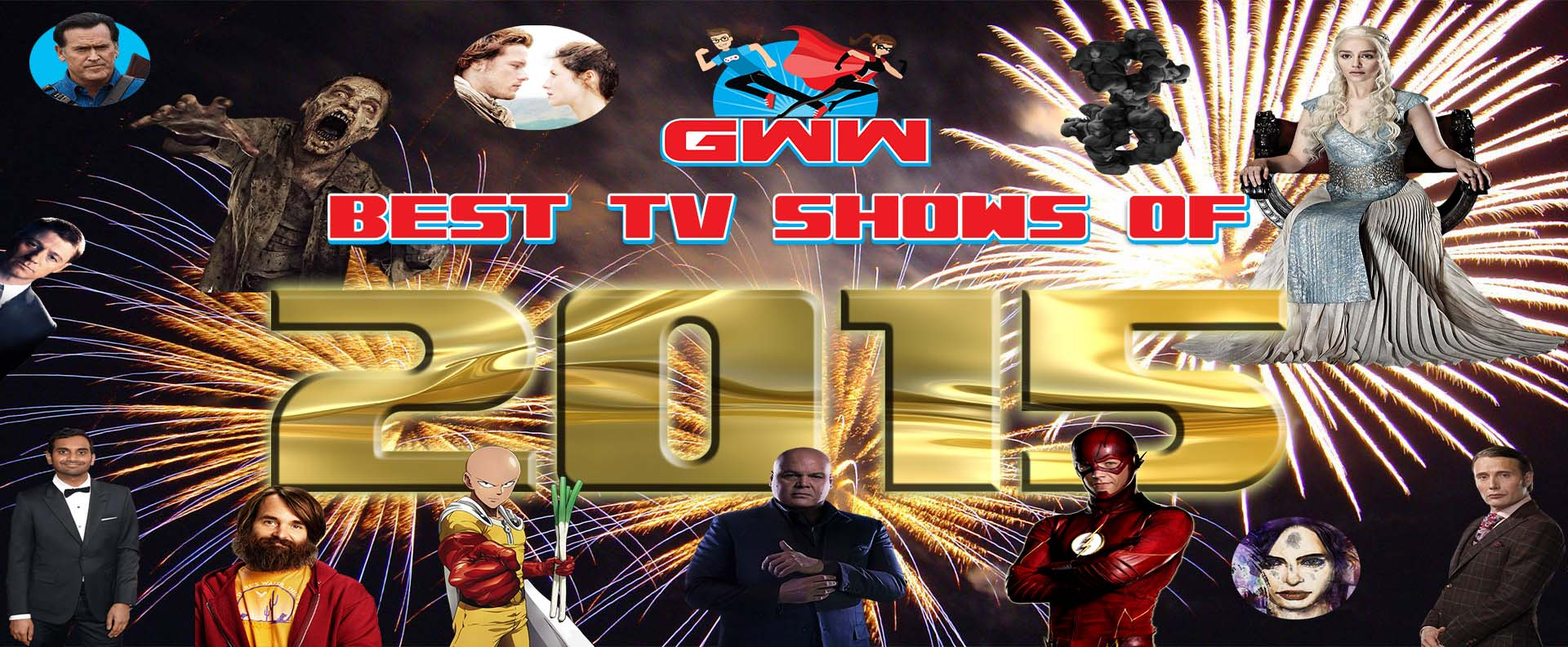 GWW's Best TV Shows of 2015!