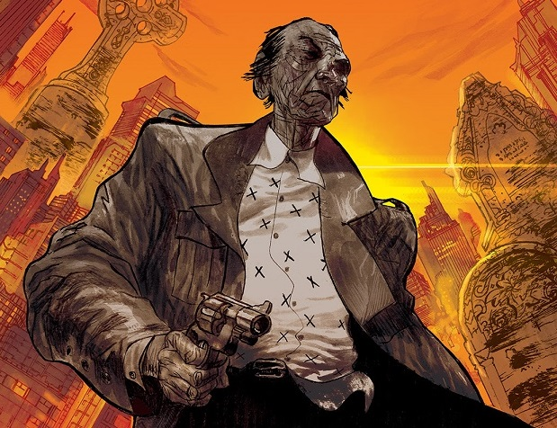 """An 80 Year Old Hitman Returns To What He Does Best in """"The Last Contract #1"""" (Preview)"""