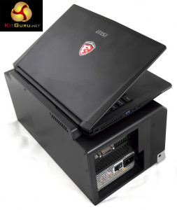 The MSI GS30 and Gaming Doc. Credit: www.kitguru.com