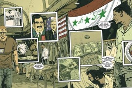 "Experience And Character Shine In ""Sheriff of Babylon #2"" (Review)"
