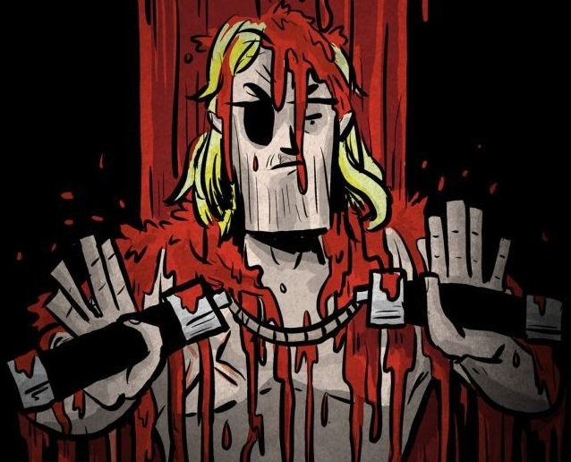 Enter The Sexcastle with Indie Comic Creator Kyle Starks (Interview)