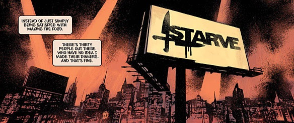 """It's Iron Chef To The Extreme in """"Starve Vol. 1"""" (Review)"""