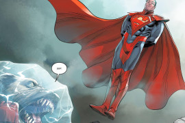 """Beware The Reign Of Superman """"Injustice Gods Among Us: Year Five #1"""" (Review)"""