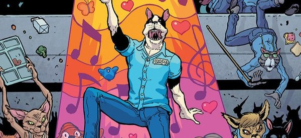 Get Locked Up With 'Kennel Block Blues #1' (Advanced Review)