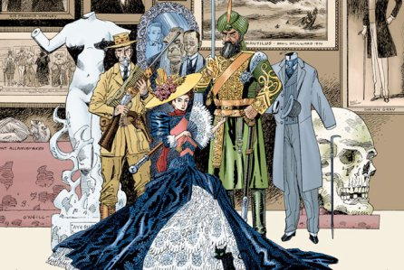 "Prepare for an English Summer. But Not Really – ""The League of Extraordinary Gentlemen: Omnibus Edition"" (Review)"