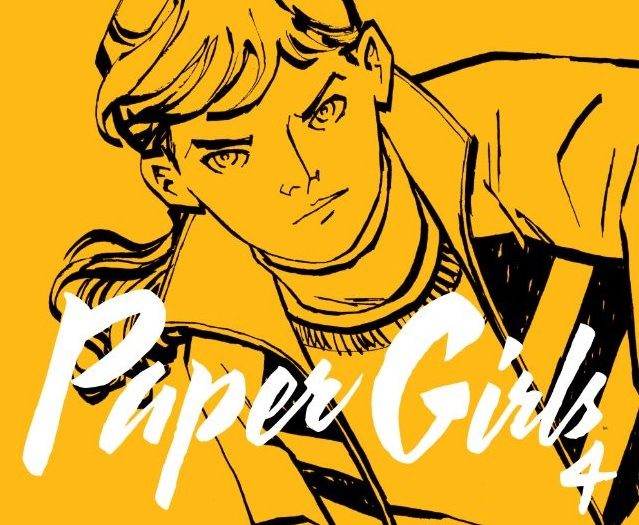 As the World Falls Down: Paper Girls #4 (Review)