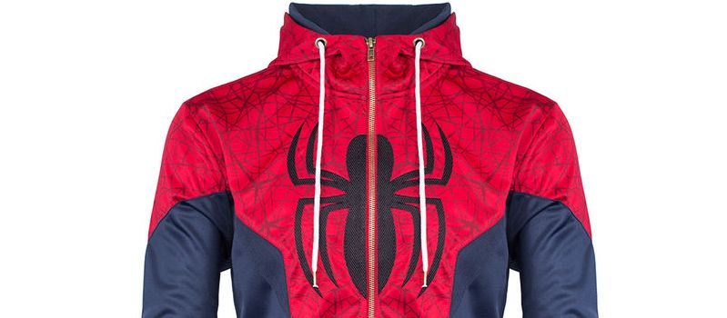 New Spider-Man Hoodie Officially Revealed!