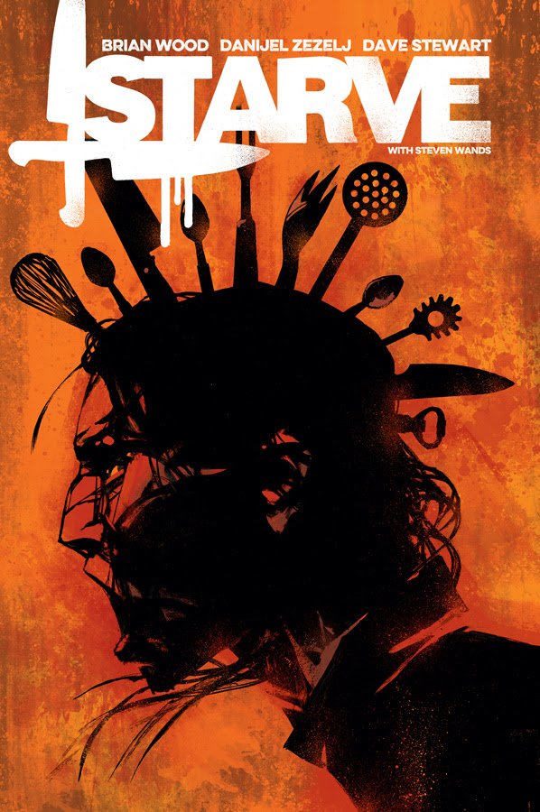 Get Ready To Starve Again As Brian Woods Hit Series Continues (Preview)