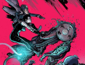 """Space, Vampires and The Future of Humanity in """"Interceptor #1"""" (Review)"""