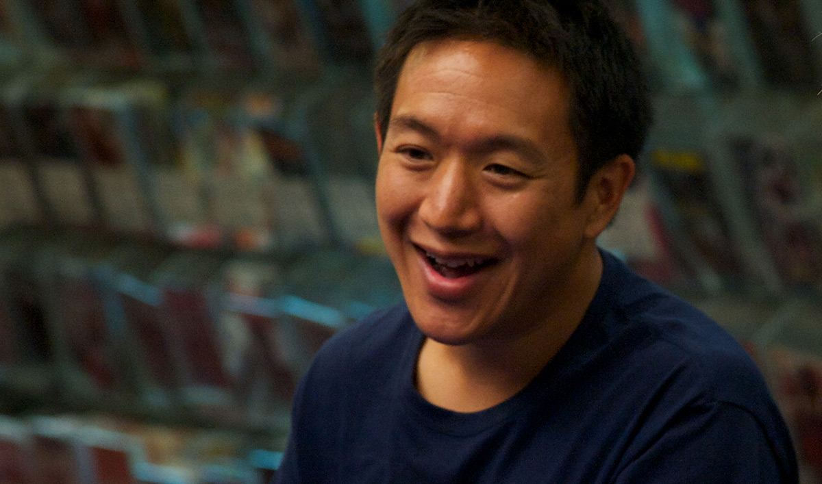 Interview with Ming Chen of Comic Book Men