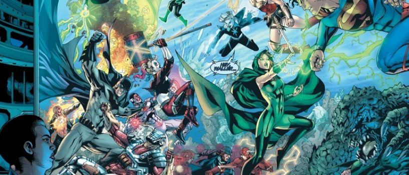 "Killer Frost Strikes as a New and Deadlier Game Begins in ""Justice League vs. Suicide Squad"" #2 (Review)"