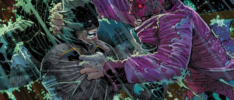 "Daybreak in ""All-Star Batman"" #5 (REVIEW)"