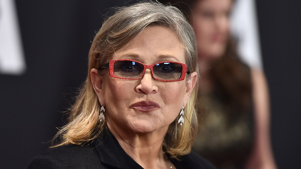 Actress, Writer and Icon Carrie Fisher Dies at Age 60