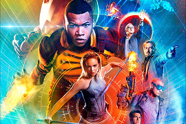 DC's Legends of Tomorrow Miss Time Trailer
