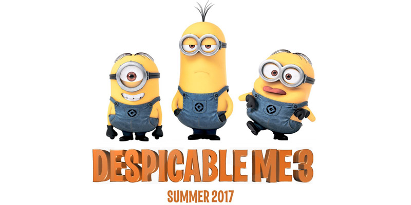 Despicable Me 3 Trailer Looks Like a Love Letter to 80's Kids