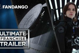 Gear up for 'Rogue One' with Fandango's Ultimate Franchise Trailer