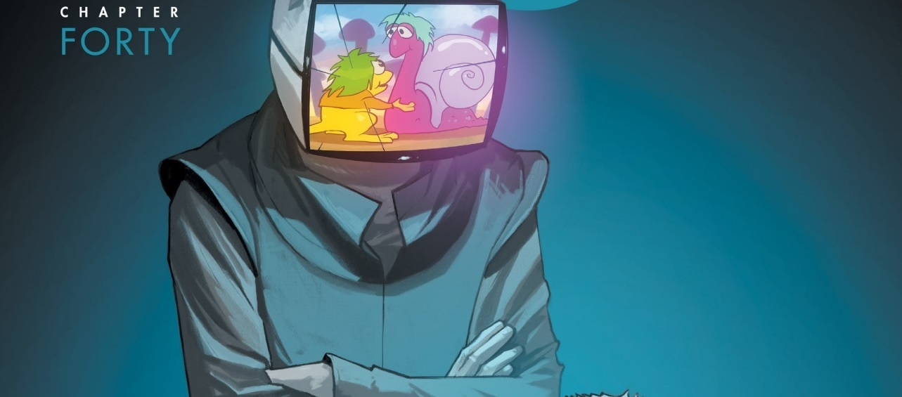 """The Happiest Families Are Tighter Than a Hangman's Noose: """"Saga"""" Issue #40 (Review)"""