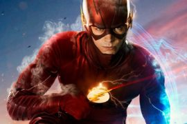 Team Flash Attempts to Fight the Future in the Second Half of the Third Season