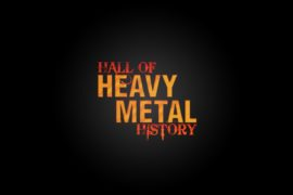 METAL GODS: The 2017 Hall of Heavy Metal History Inductees