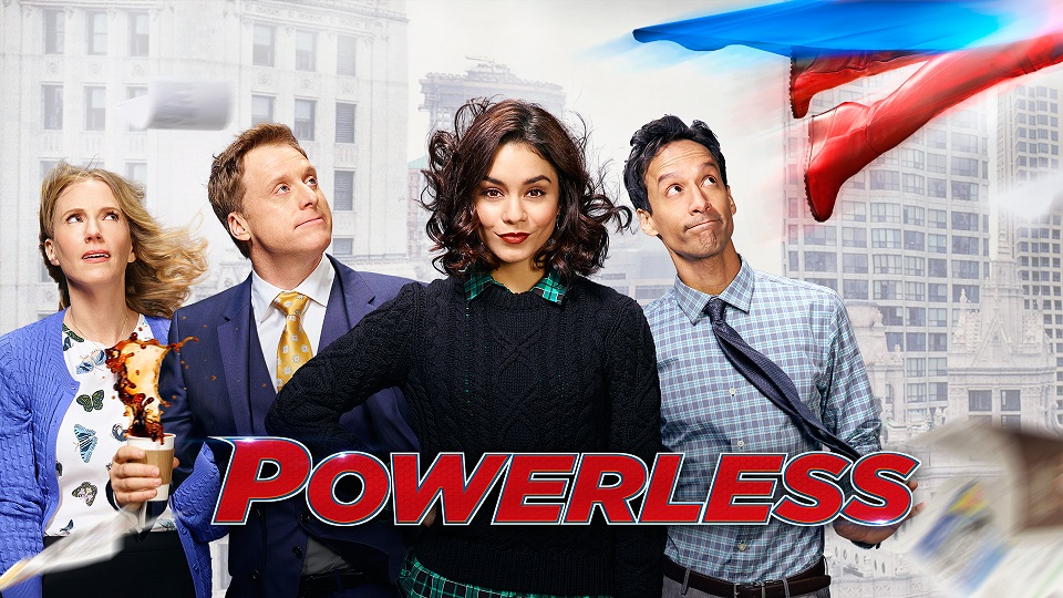NBC Powerless Goes in A New Direction with New Synopsis