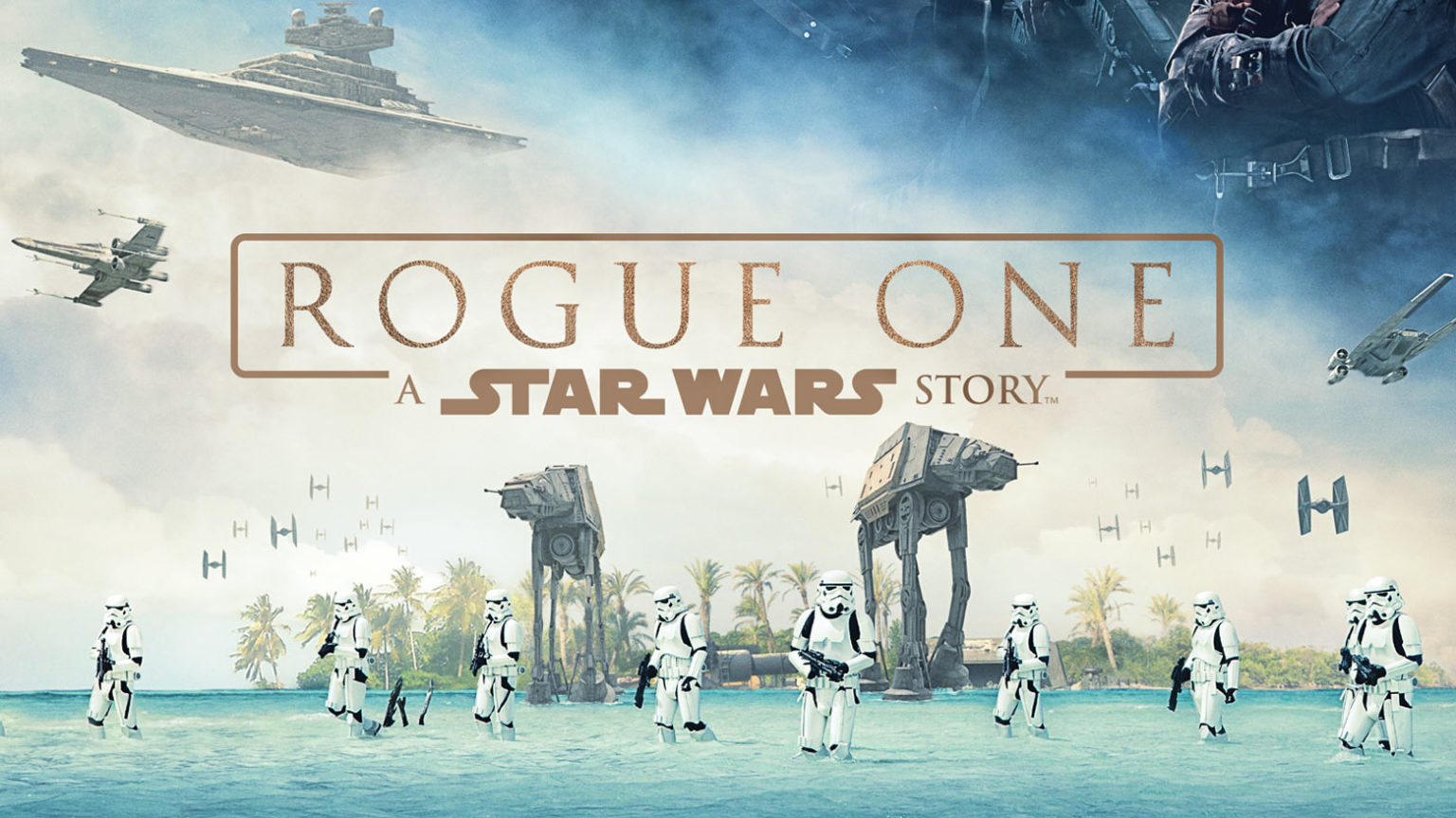 "Leading The Rebellion in ""Rogue One: A Star Wars Story"" (Movie Review)"