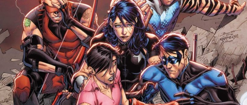 "Pacing Problems in ""Titans: #6 (Review)"