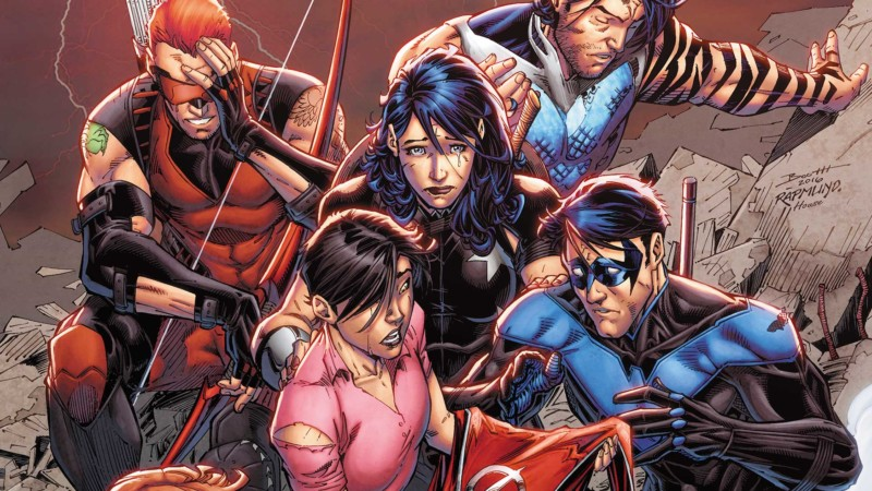 """Pacing Problems in """"Titans: #6 (Review)"""