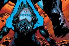 "Nightwing faces off against Orca in ""Nightwing"" #12 (GWW Exclusive Preview)"