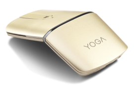 The Yoga Mouse: More than Meets the Eye