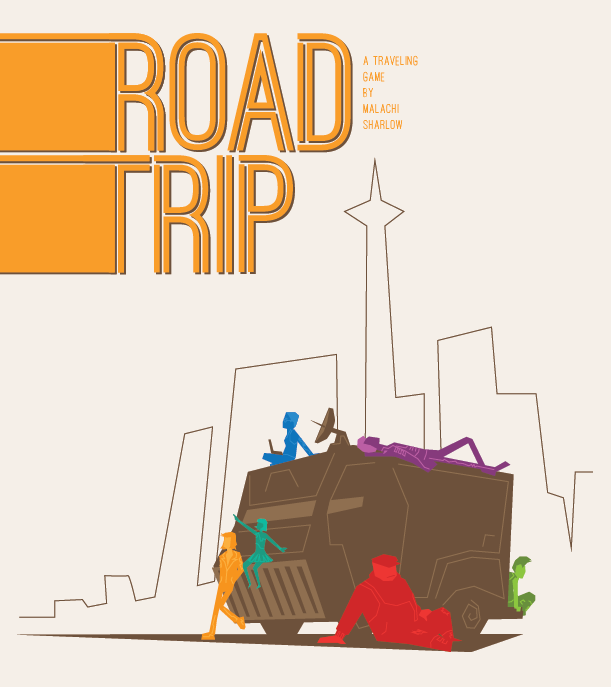 Taking An RPG Road Trip with Malachi Sharlow (Interview)