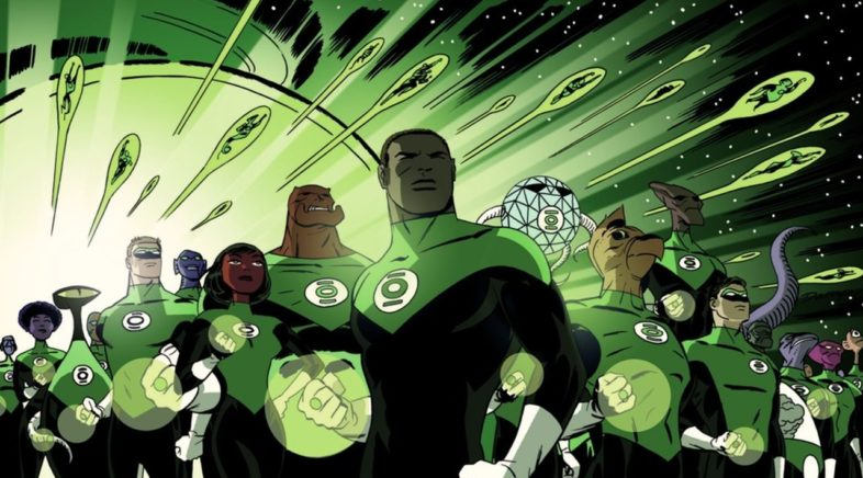 Choosing the Power Ring bearers of Hollywood – Let's Cast The Green Lantern Corps Movie