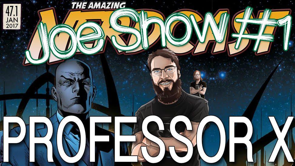 The Amazing Nerdcast #47.1: Professor X and Archie