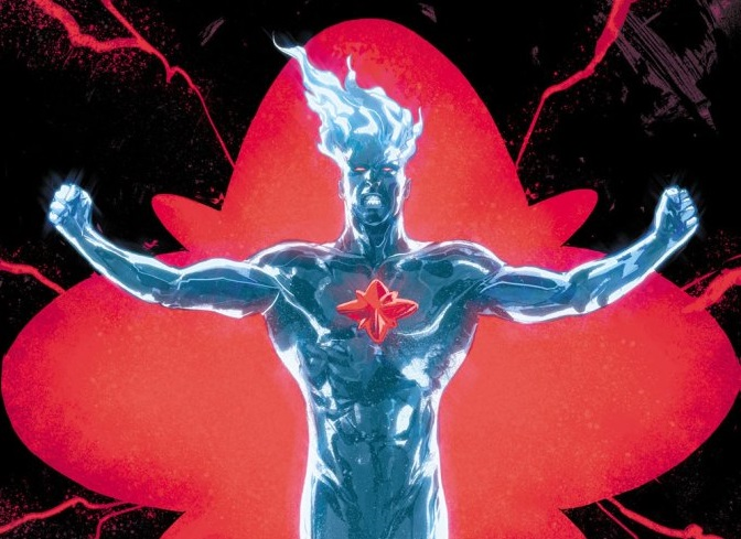 "Uncontained and Uncontrollable Power Unleashed in ""The Fall and Rise of Captain Atom"" #1 (Review)"