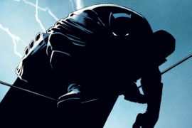 Batman Solo Film Moving Towards Page One Rewrite while Studio Searches for Director
