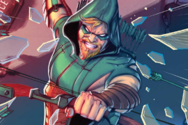 "Outlaw to many, Hero to some: ""Green Arrow"" Issue #14 (Review)"