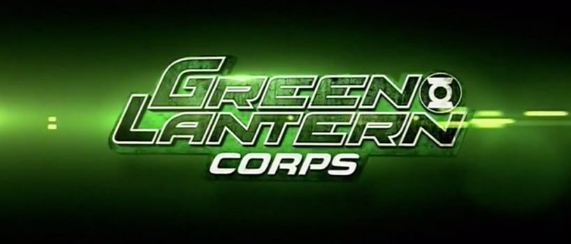 Green Lantern Corps Screenwriters Chosen