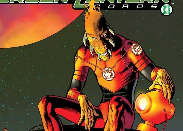 """Greed, in the end, Fails even the Greedy """"Hal Jordan and the Green Lantern Corps"""" #12 (Review)"""