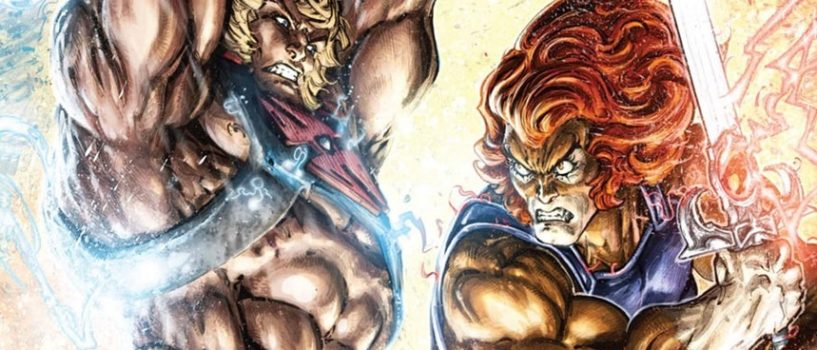 "Sight Beyond Sight in ""He-Man/Thundercats"" #4 (Review)"