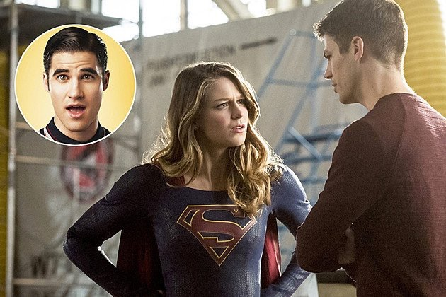 Do Re Me Fa So Are you ready?! Music Meister cast for Supergirl/Flash crossover Musical Episodes