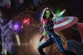 Spider-Man and Gamora confirmed for Avengers: Infinity War