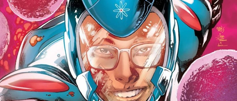 Good things come in small packages: Atom Rebirth #1 (Review)