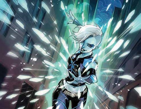 Getting Chills for Justice League of America Rebirth: Killer Frost #1 REVIEW
