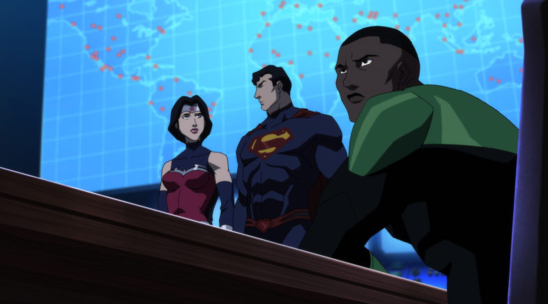 Batman Rules Out Magical Influence in this clip from Justice League Dark