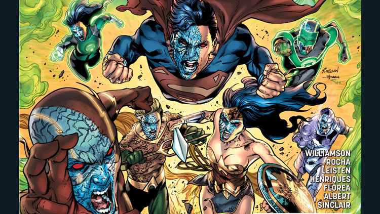 "The Next Part of the Story: ""Justice League vs Suicide Squad"" #5 (Review)"