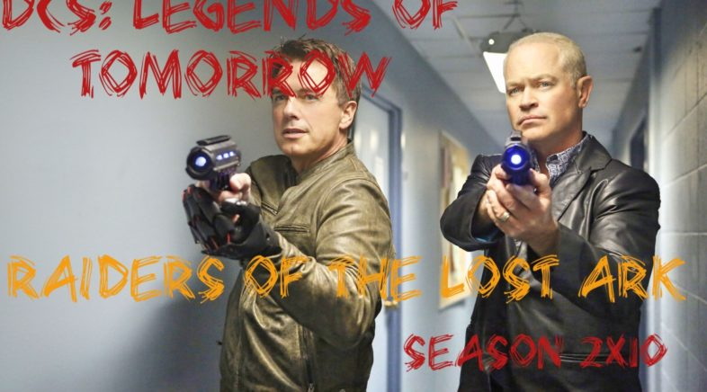 The Hunt For Rip Continues in Legends of Tomorrow 2X09 REVIEW