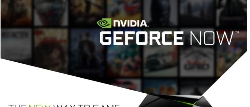 GeForce Now: Not ready for the Limelight . . . but the Future of Gaming?