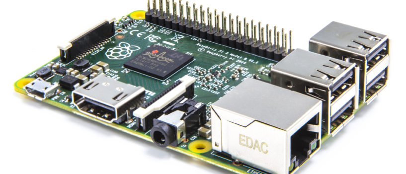 Nerdy By Nature: Science! Raspberry Pi: Small, Yet Mighty