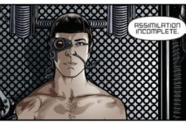"To The Ends of The Universe ""Star Trek Boldly Go"" #4 (REVIEW)"